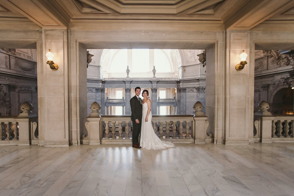 San Francisco City Hall & Stable Cafe Wedding Photography 251.jpg