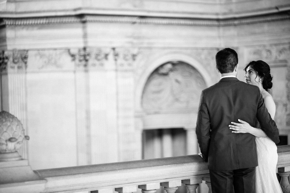 San Francisco City Hall & Stable Cafe Wedding Photography 258.jpg