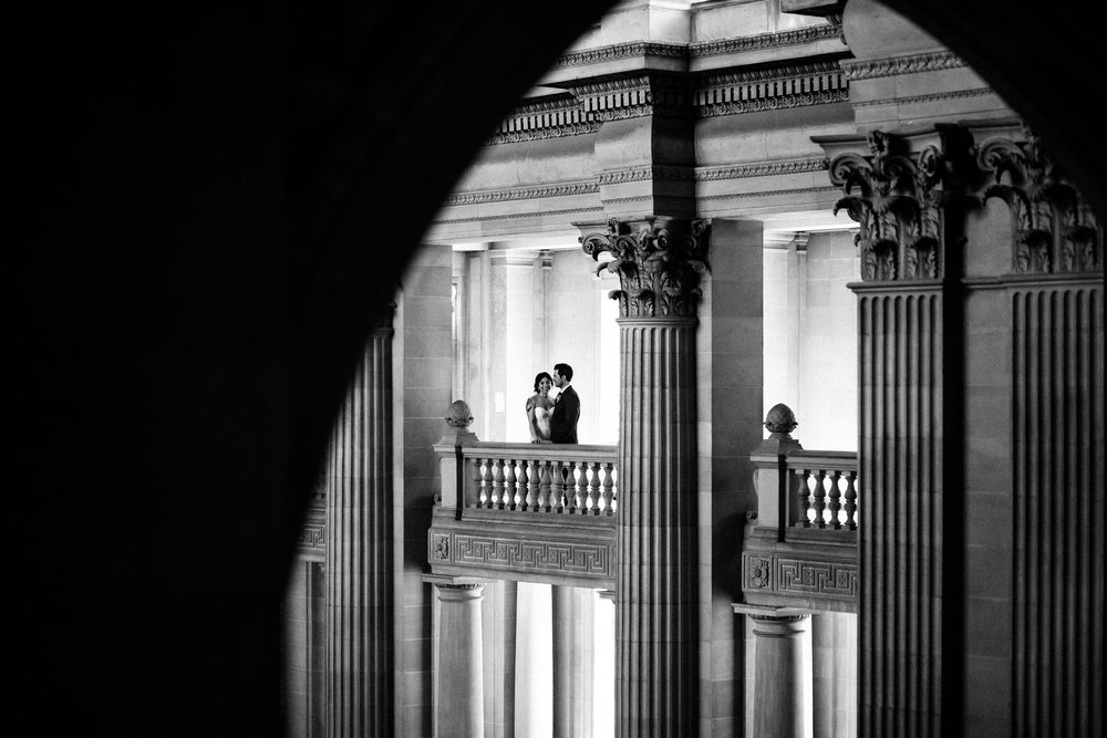 San Francisco City Hall & Stable Cafe Wedding Photography 263.jpg
