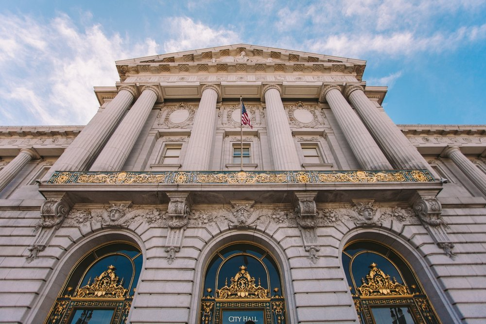 San Francisco City Hall & Stable Cafe Wedding Photography 306.jpg