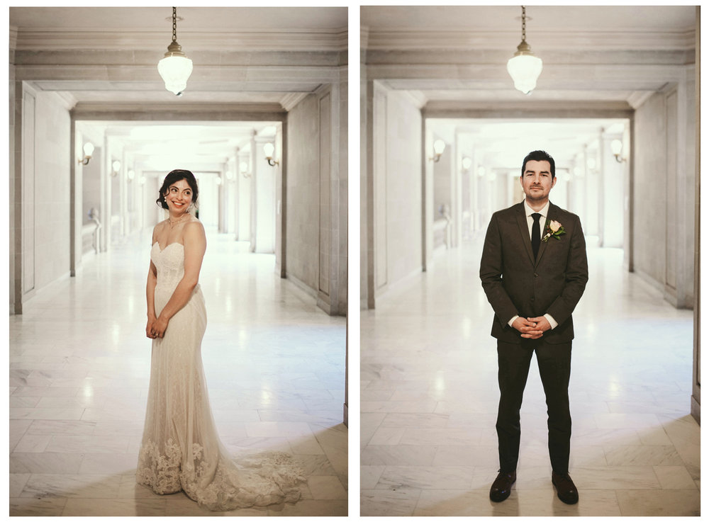 San Francisco City Hall & Stable Cafe Wedding Photography Double 7.jpg