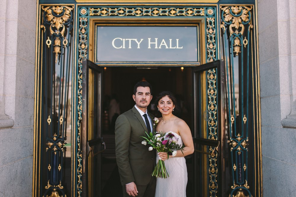 San Francisco City Hall & Stable Cafe Wedding Photography 307.jpg