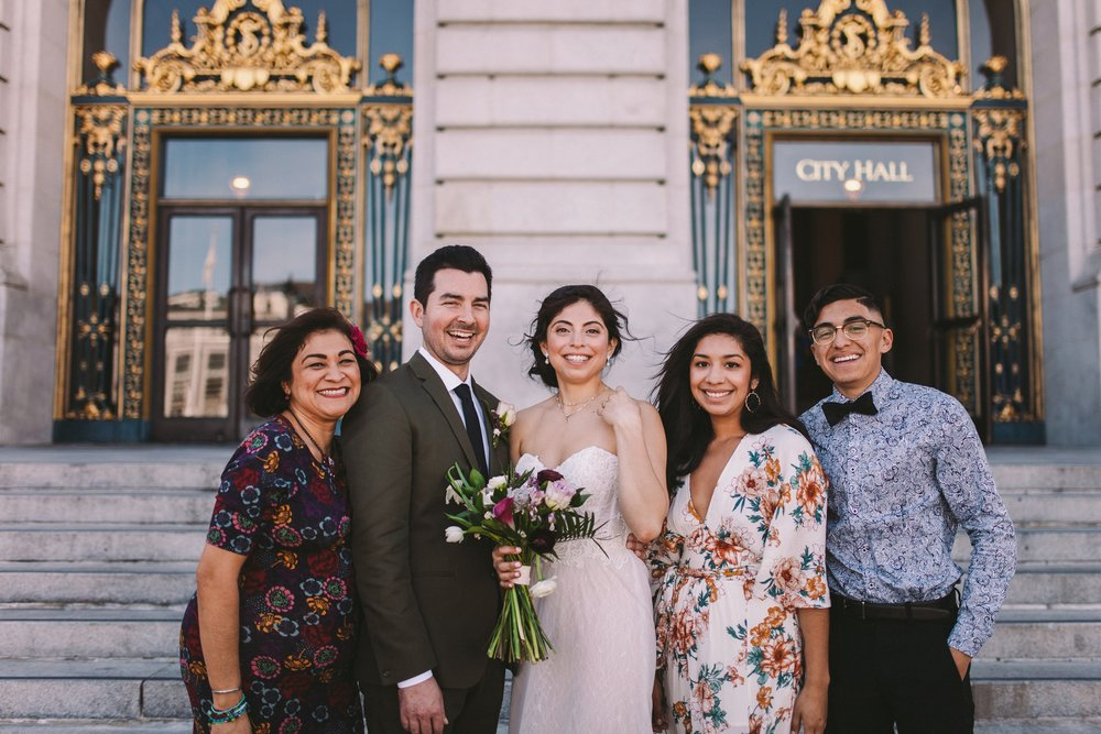 San Francisco City Hall & Stable Cafe Wedding Photography 327.jpg