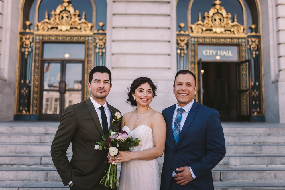 San Francisco City Hall & Stable Cafe Wedding Photography 332.jpg
