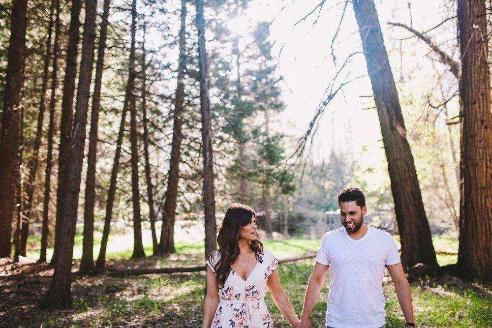 Yosemite Pre-Wedding Shoot