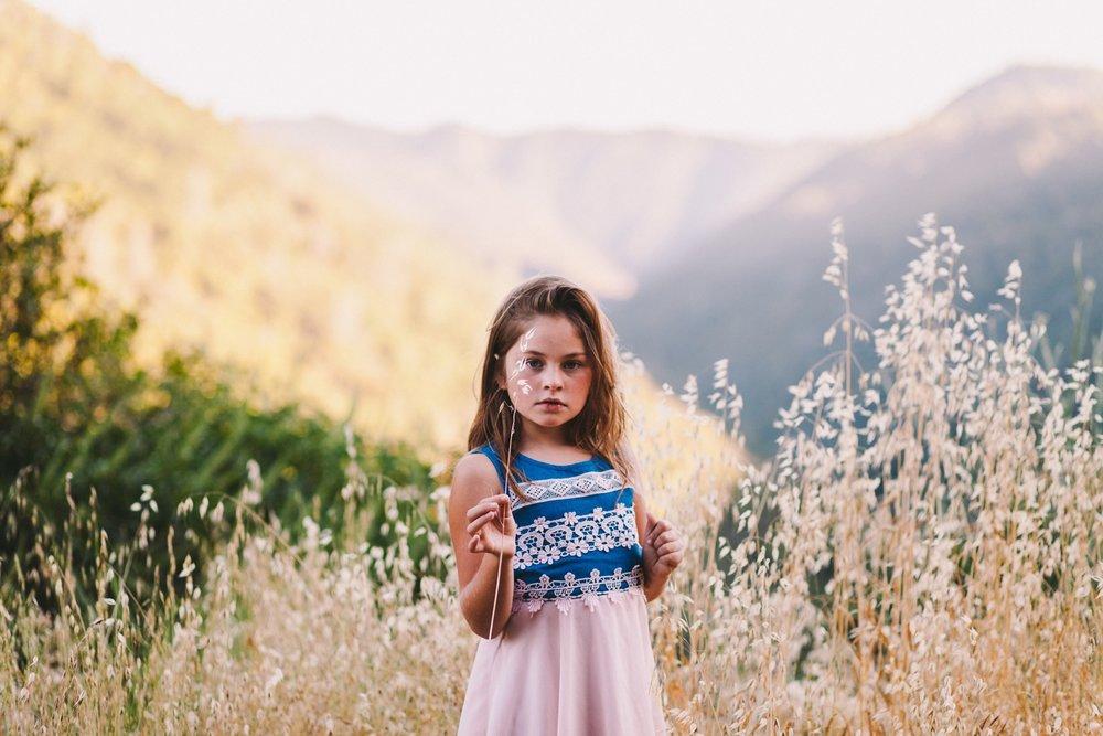 Sierra Nevada Adventure Family Photography California Mountains