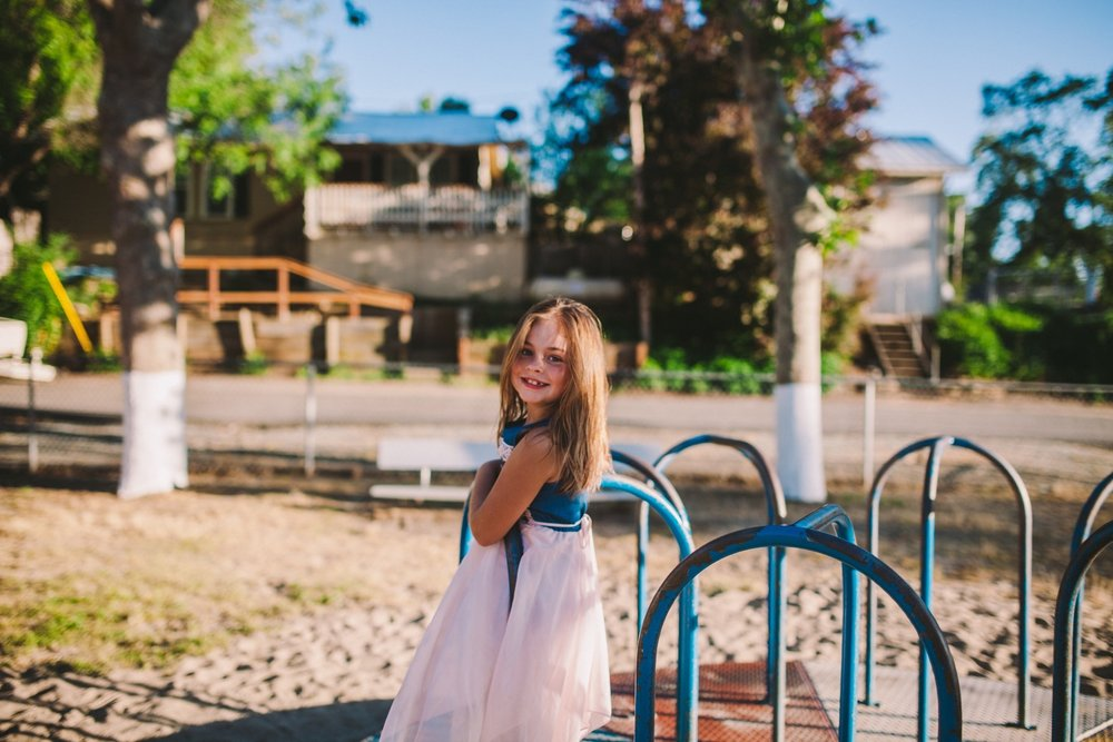 Kids Playground Family Documentary Photography California