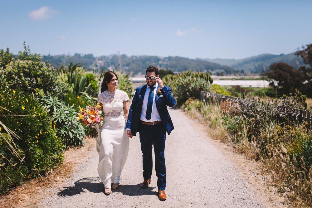 Ermenegildo Zegna Modern Jewish Wedding Navy Suit Groom