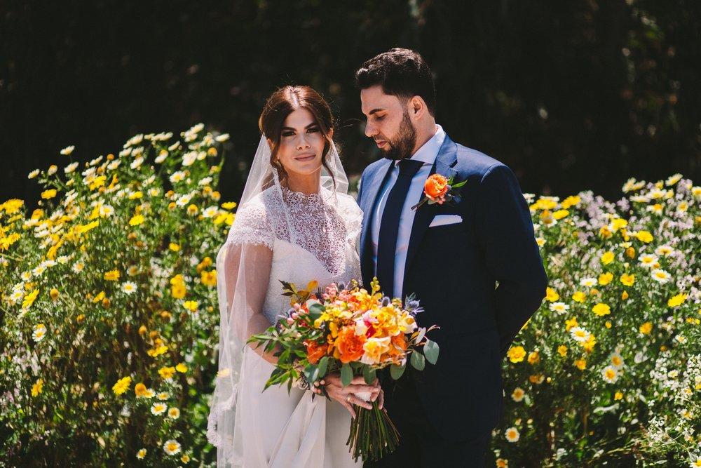 Amy Vasser Floral Bouquet