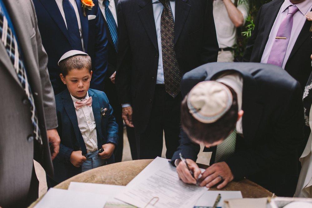 Intimate & Modern Jewish Pacifica Wedding 462.jpg