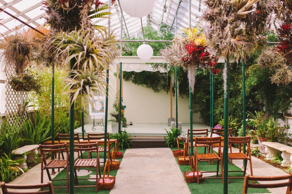 Shelldance Orchid Gardens Ceremony Site