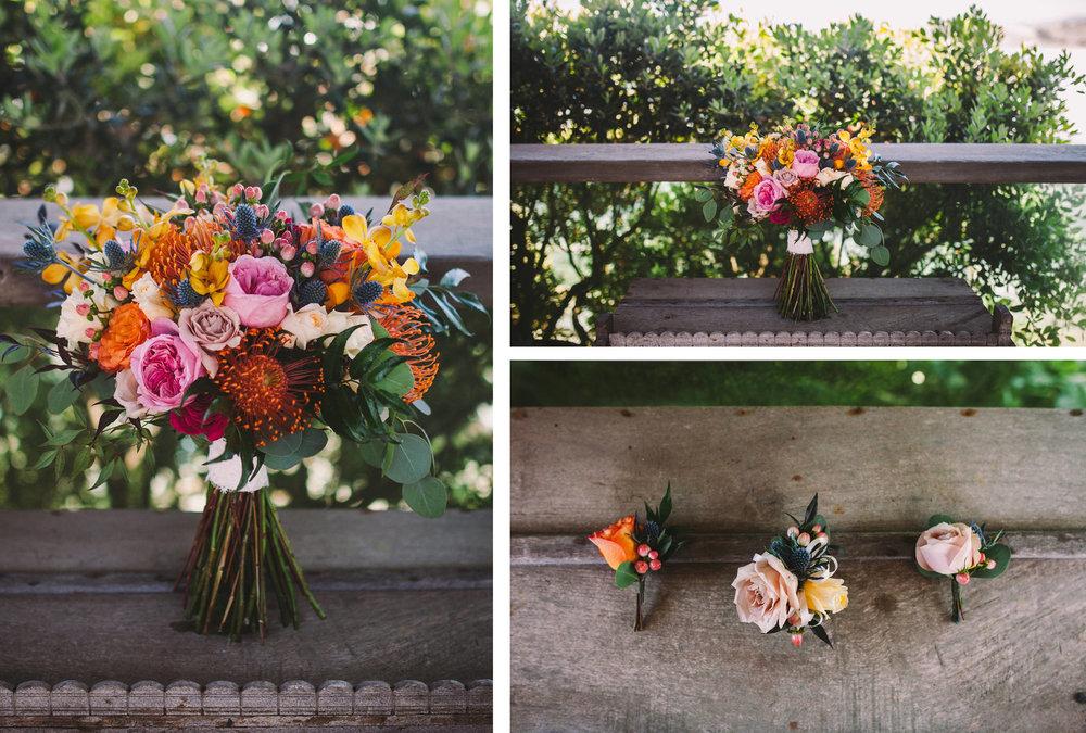 Colorful Peonie Bouquet Amy Vasser Floral Designer