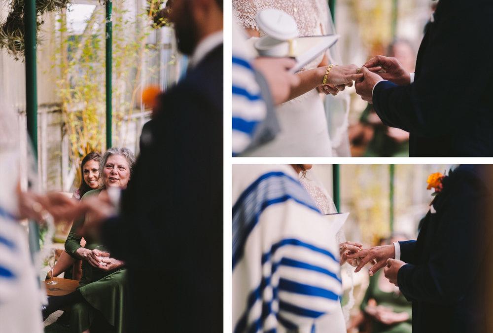 Intimate & Modern Jewish Pacifica Wedding Collage 6.jpg