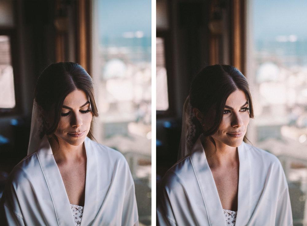 Ashley Rose Bias Wedding Makeup Artist MUA Real Bride