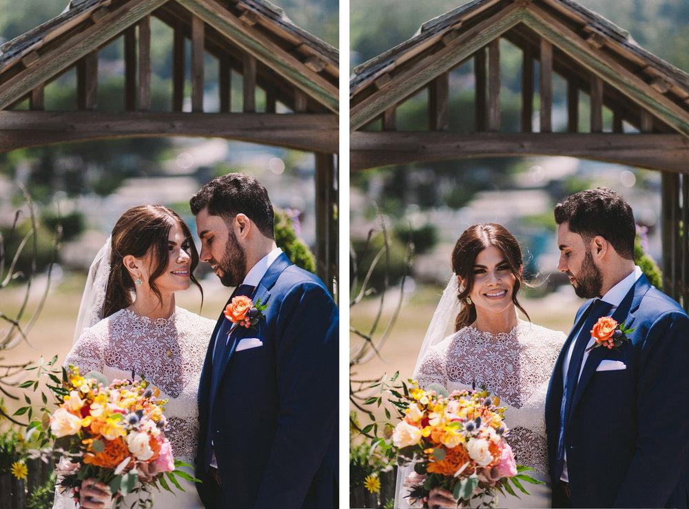 Intimate & Modern Jewish Pacifica Wedding Collage 15.jpg