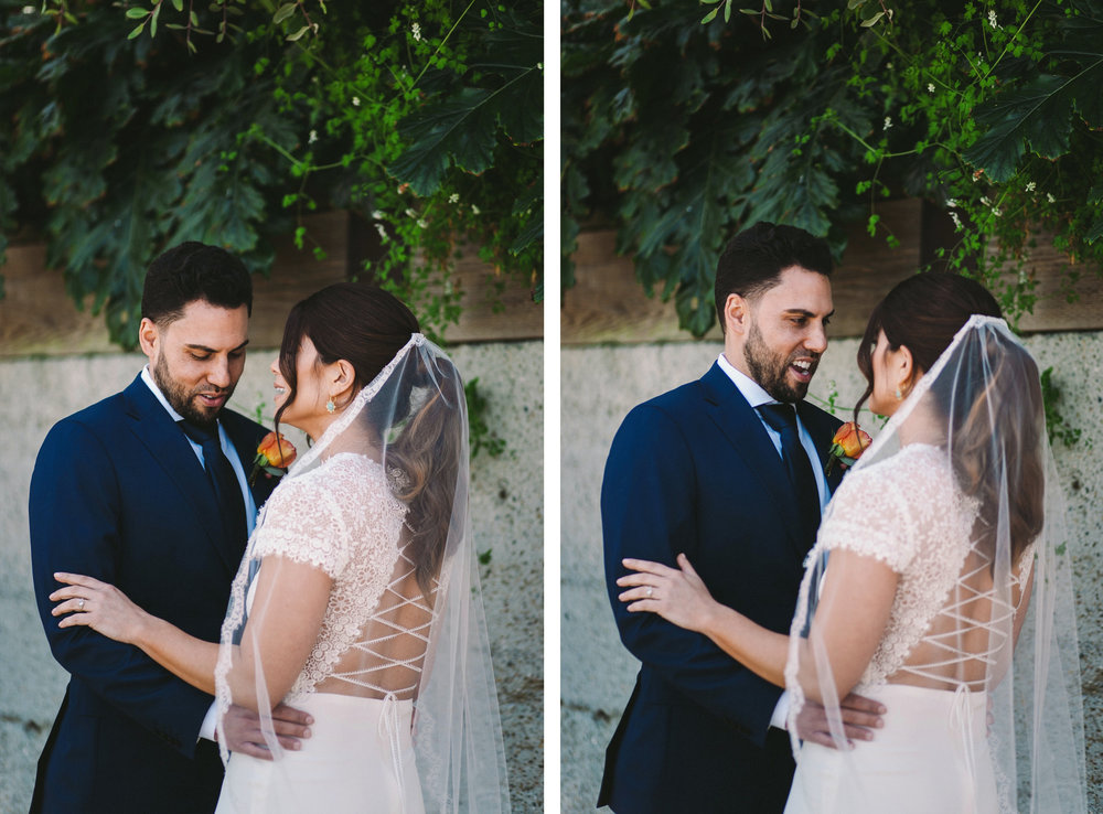 Intimate & Modern Jewish Pacifica Wedding Collage 13.jpg