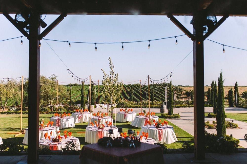 Pretty & Posh Events Fresno Wedding Co-Ordination