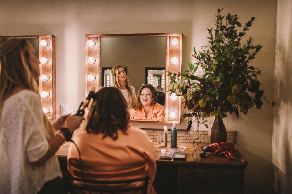 Jonel Schneider Jia Salon Wedding Make-up and Hair HMUA