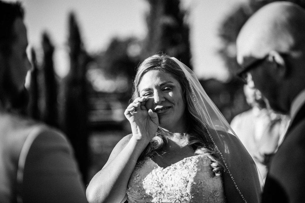 Emotional Documentary Fresno Wedding Photography
