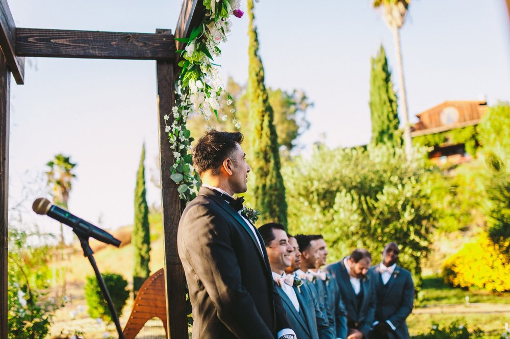 Falkner Winery Wedding Pinnacle Ceremony Site Photography Temecula