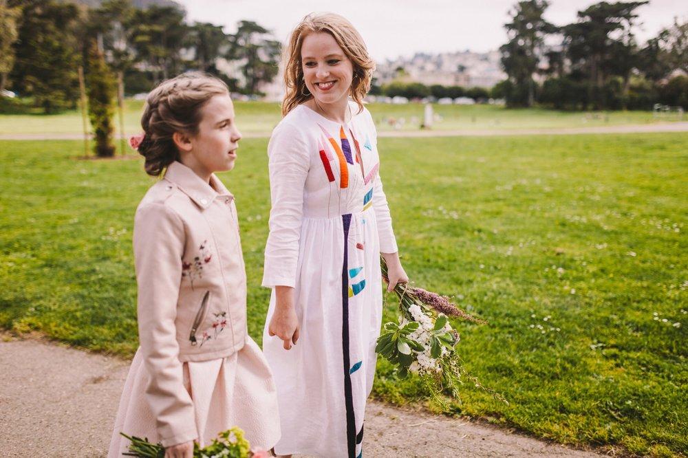 Intimate San Francisco Shakespeare Garden Wedding Photography -85.jpg