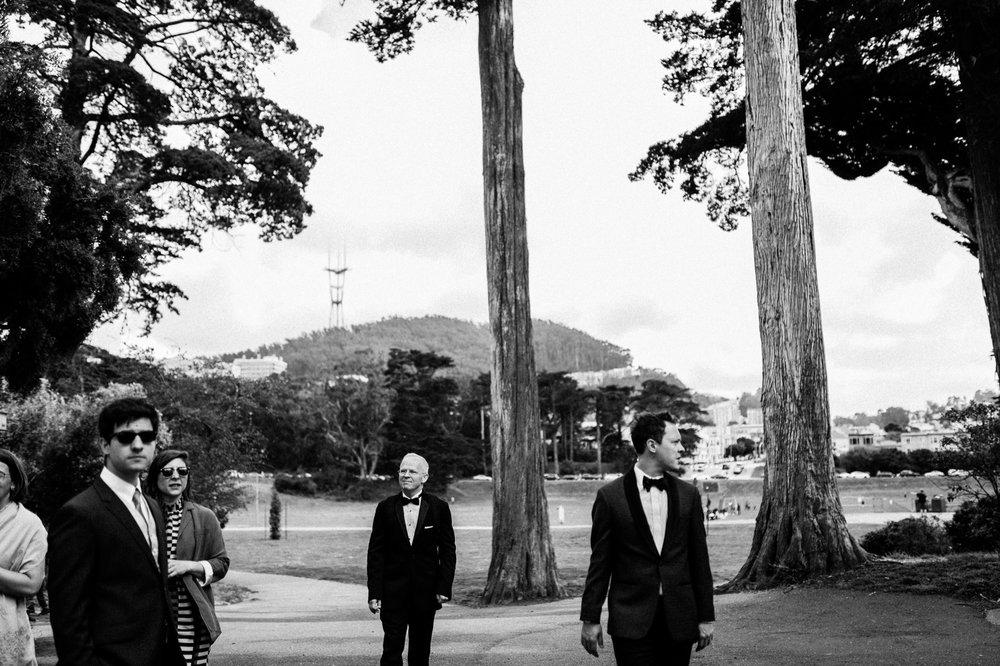 Intimate San Francisco Shakespeare Garden Wedding Photography -86.jpg