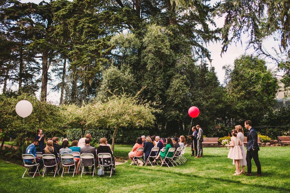 Intimate San Francisco Shakespeare Garden Wedding Photography -140.jpg