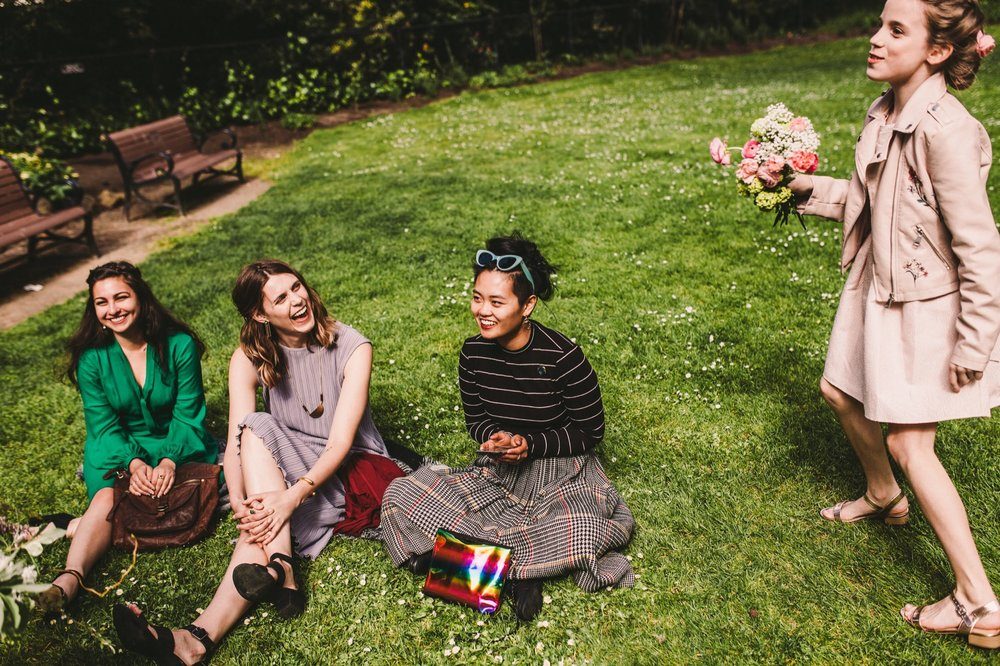 Intimate San Francisco Shakespeare Garden Wedding Photography -111.jpg