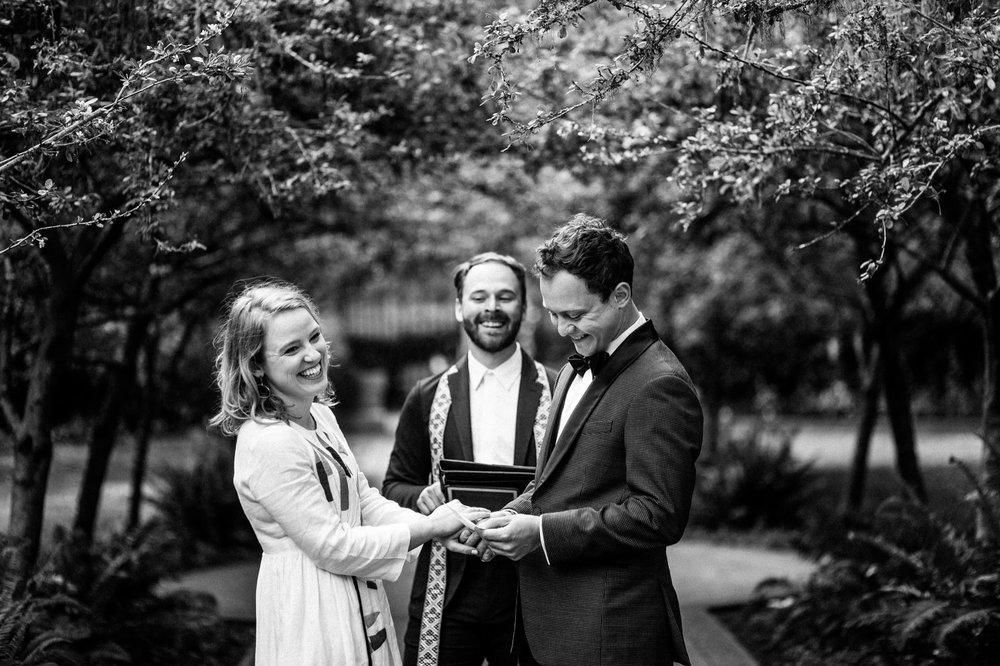Intimate San Francisco Shakespeare Garden Wedding Photography -172.jpg