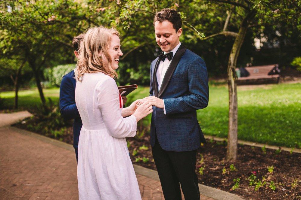 Intimate San Francisco Shakespeare Garden Wedding Photography -202.jpg
