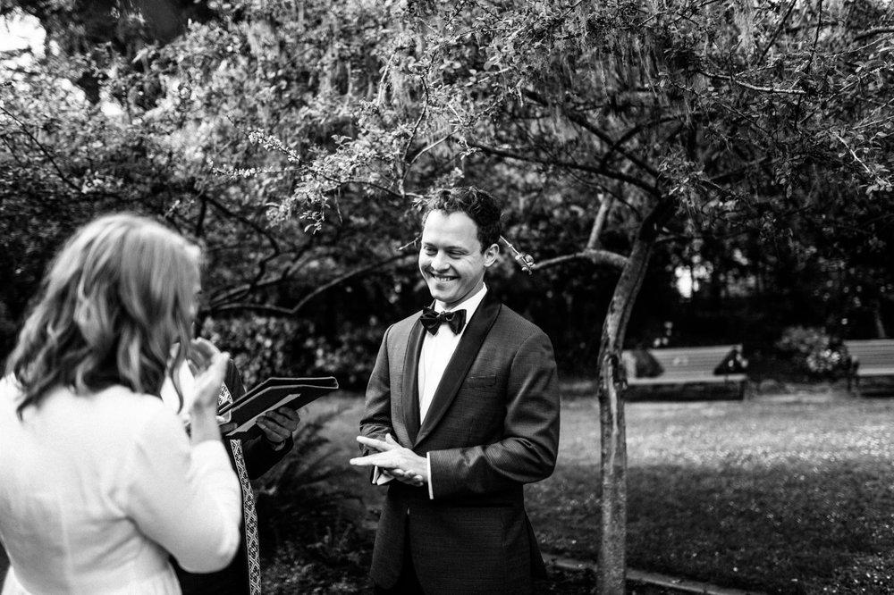 Intimate San Francisco Shakespeare Garden Wedding Photography -204.jpg