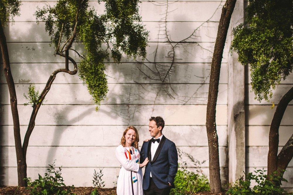 Intimate San Francisco Shakespeare Garden Wedding Photography -303.jpg