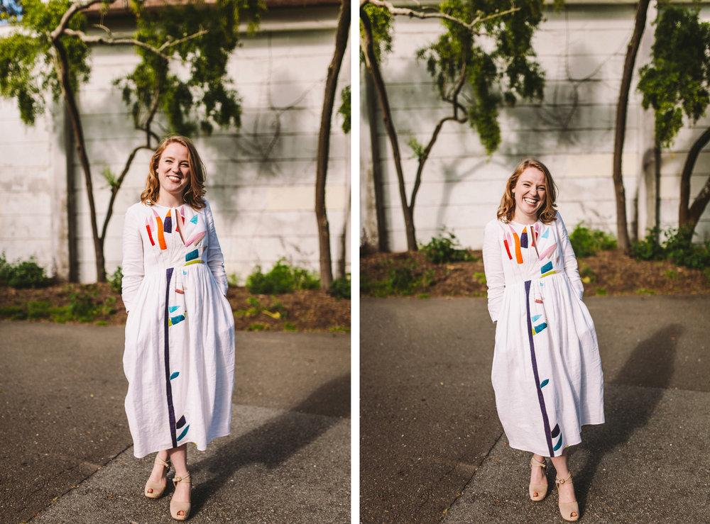 Mara Hoffman Wedding Dress