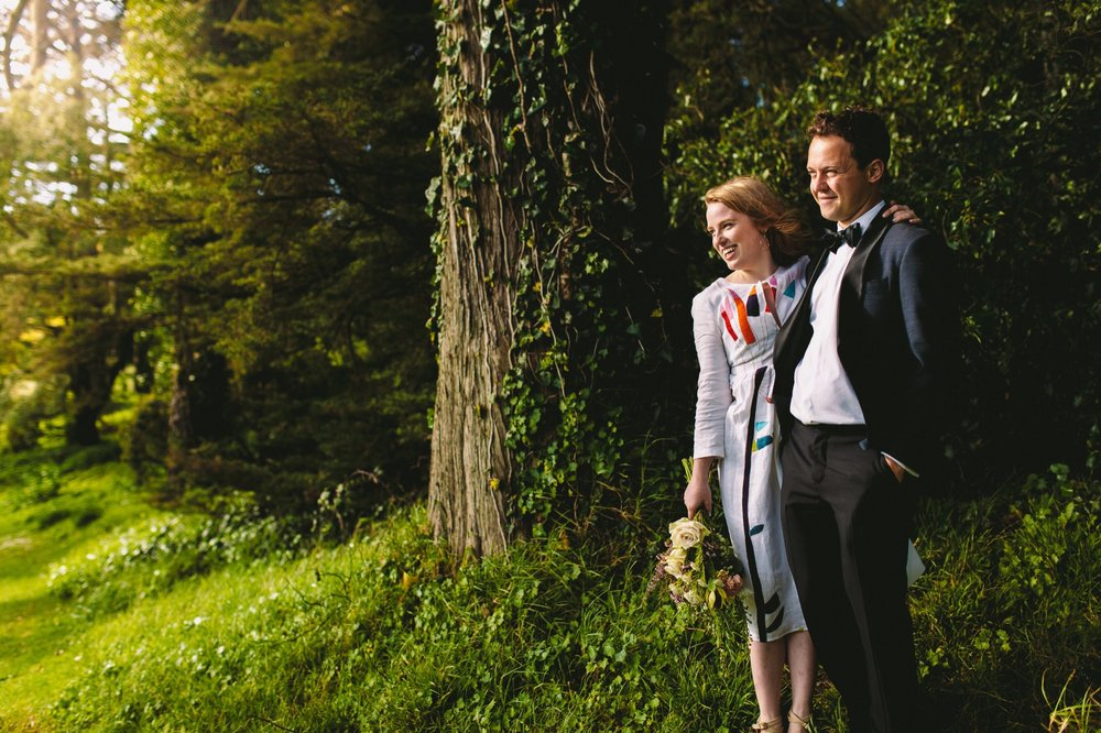 Intimate San Francisco Shakespeare Garden Wedding Photography -316.jpg