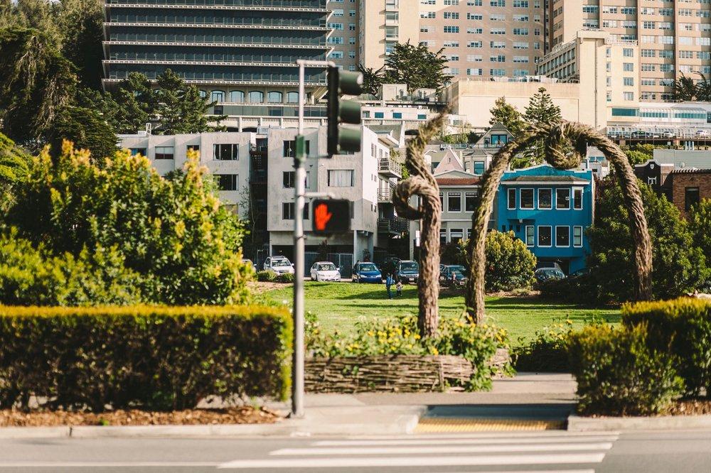 Intimate San Francisco Shakespeare Garden Wedding Photography -338.jpg