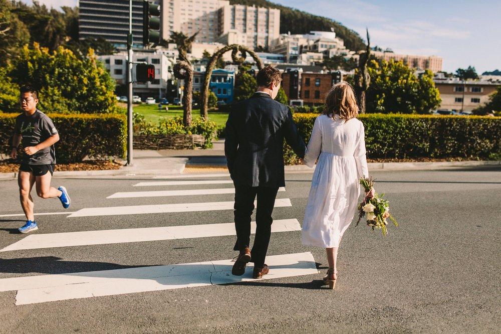 Intimate San Francisco Shakespeare Garden Wedding Photography -337.jpg
