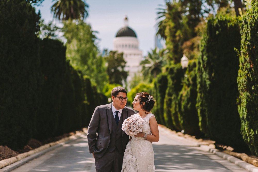 Sacramento Sutter Club & Capitol Building Wedding Photography-118.jpg