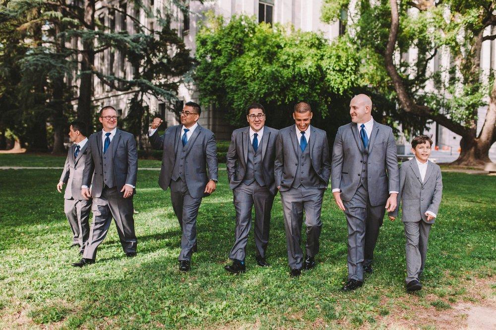 Sacramento Sutter Club & Capitol Building Wedding Photography-404.jpg