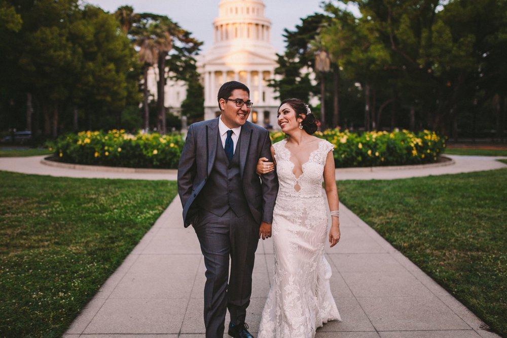 Sacramento Sutter Club & Capitol Building Wedding Photography-595.jpg