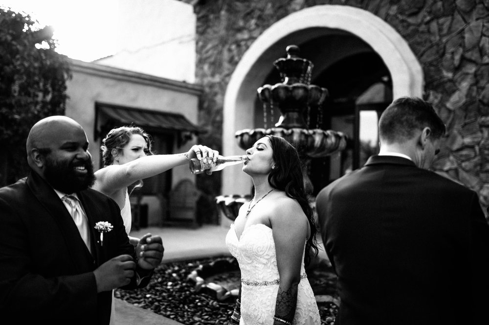 2 Old Ranch Country Club Indian Fusion Wedding Photography in Seal Beach 57.jpg