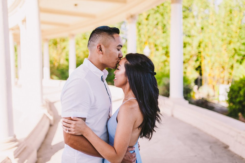 Balboa Park Evening Engagement Photography Session San Diego-9.jpg