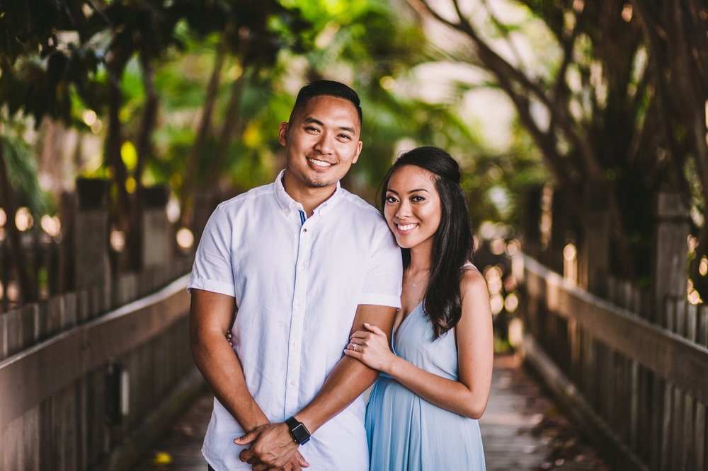 Balboa Park Evening Engagement Photography Session San Diego-13.jpg