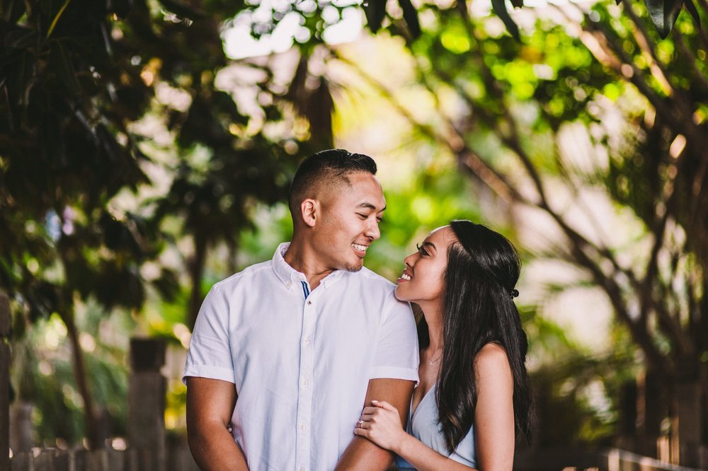 Balboa Park Evening Engagement Photography Session San Diego-14.jpg