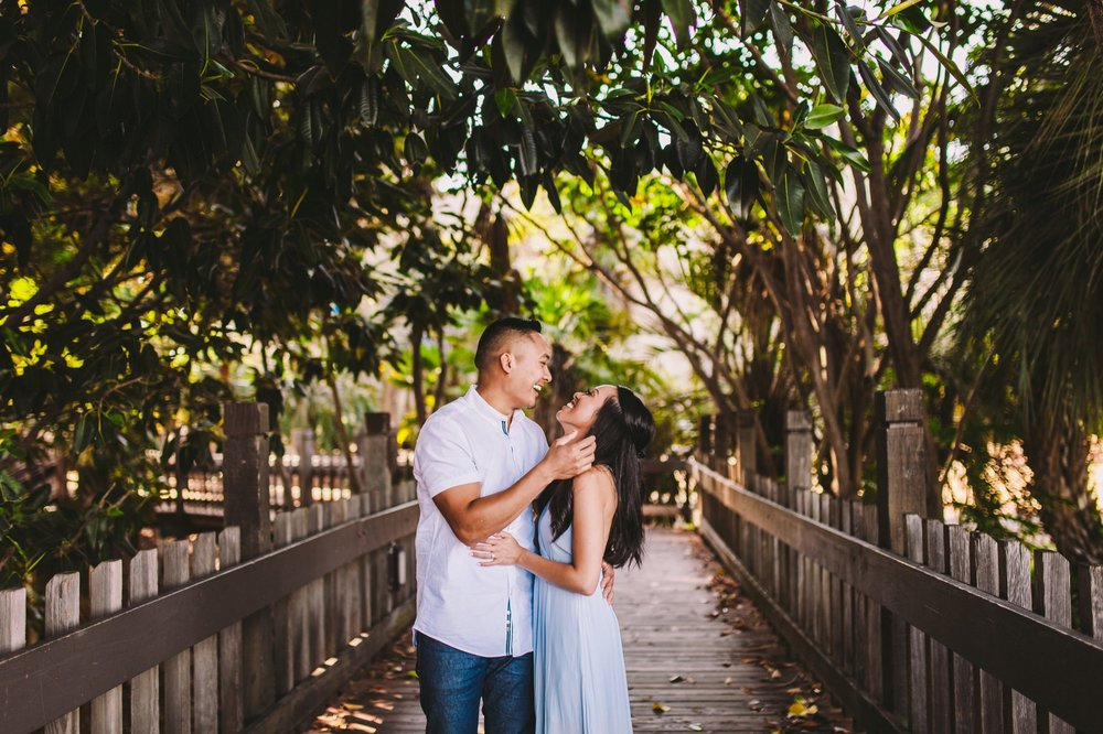 Balboa Park Evening Engagement Photography Session San Diego-15.jpg