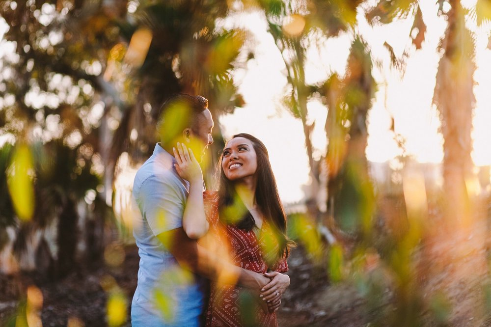 Balboa Park Evening Engagement Photography Session San Diego-48.jpg