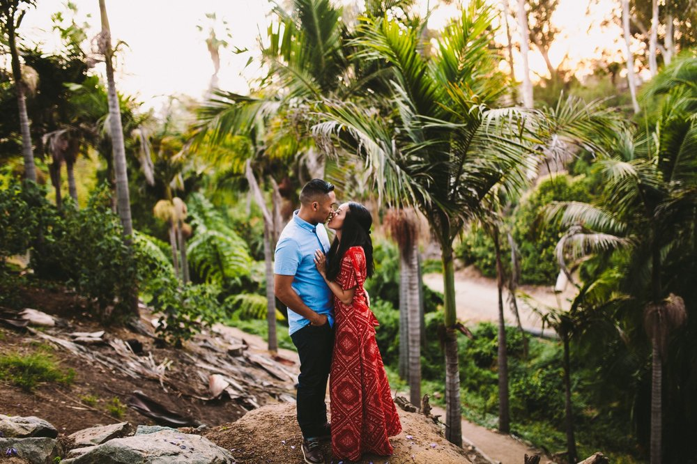 Balboa Park Evening Engagement Photography Session San Diego-50.jpg