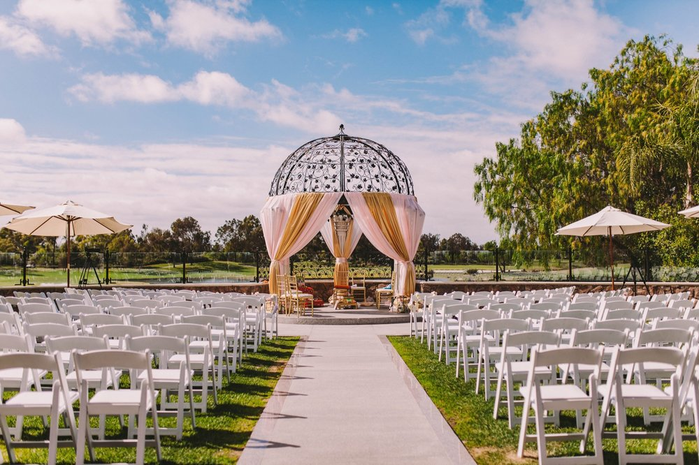 Old Ranch Country Club Orange County Indian Fusion Wedding Photography -238.jpg