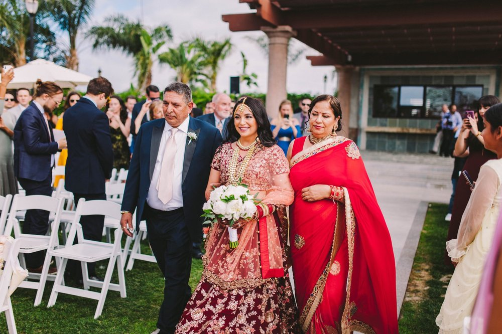 Old Ranch Country Club Orange County Indian Fusion Wedding Photography -291.jpg