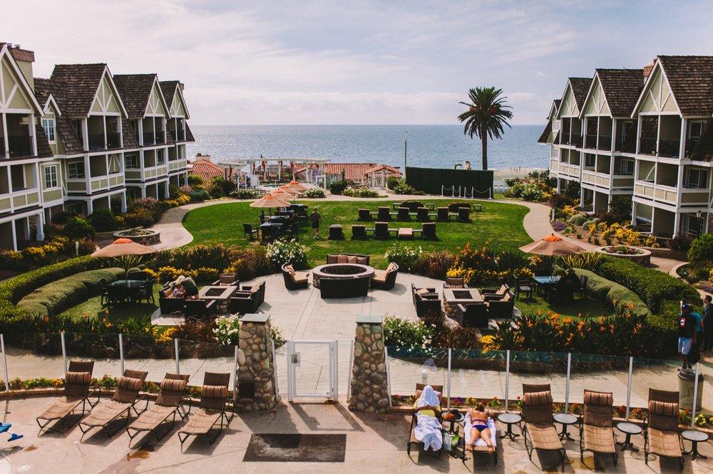 Carlsbad Inn Beach Resort Wedding - Shot of Different Hotel Rooms