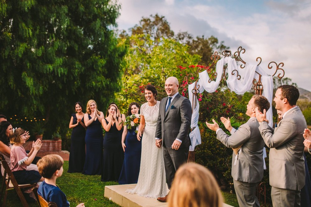 Colorful & Authentic Wedding Photography San Diego